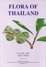 Flora of Thailand, Volume 9, Part 3