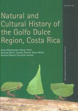 Natural and Cultural History of the Golfo Dulce Region, Costa Rica