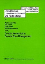 Conflict Resolution in Coastal Zone Management