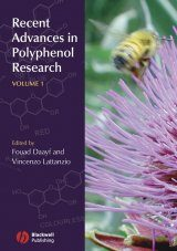Recent Advances in Polyphenol Research, Volume 1