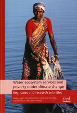 Water Ecosystem Services, Poverty and Climate Change