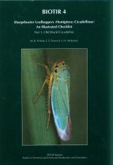 Sharpshooter Leafhoppers (Hemiptera: Cicadellinae): An Illustrated Checklist, Part 1: Old World Cicadellini