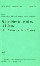 Biodiversity and Ecology of Lichens