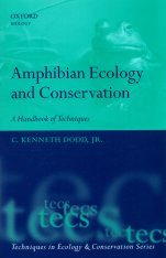 Amphibian Ecology and Conservation
