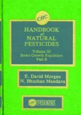 Handbook of Natural Pesticides. Insects, Volume 2, Part B