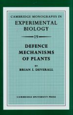 Defence Mechanisms of Plants