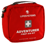 Lifesystems Adventurer Outdoor First Aid Kit