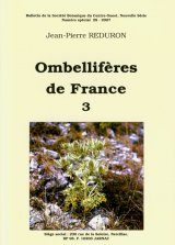 Ombellifères de France, Tome 3 [Umbelliferae of France, Volume 3]