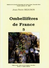 Ombellifères de France, Tome 5 [Umbelliferae of France, Volume 5]