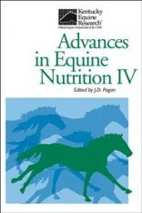 Advances in Equine Nutrition, Volume 4
