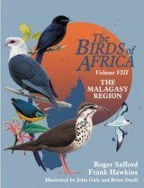 The Birds of Africa, Volume 8