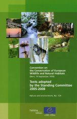 Convention on the Conservation of European Wildlife and Natural Habitats