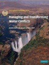 Managing and Transforming Water Conflicts
