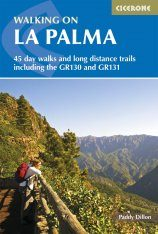 Cicerone Guides: Walking on La Palma