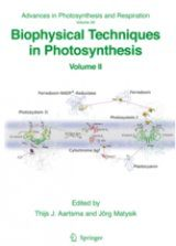 Biophysical Techniques in Photosynthesis, Volume 2