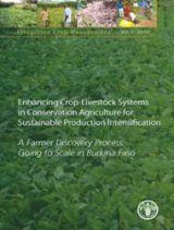 Enhancing Crop-Livestock Systems in Conservation Agriculture for Sustainable Production Intensification