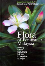 Flora of Peninsular Malaysia, Series II: Seed Plants, Volume 1