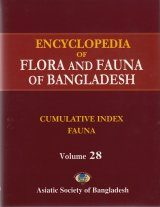 Encyclopedia of Flora and Fauna of Bangladesh, Volume 28: Cumulative Index: Fauna