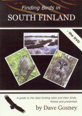Finding Birds in South Finland - The DVD (Region 2)