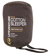 Lifeventure Cotton Travel Sleeper