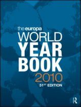 The Europa World Year Book 2010 (2-Volume Set)
