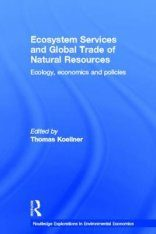 Ecosystem Services and Global Trade of Natural Resources
