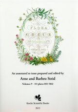 Flora Graeca Sibthorpiana, Volumes 9 and 10 (Plates 801-966) [English]
