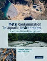 Metal Contamination in Aquatic Environments