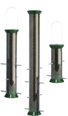 Droll Yankees Lifetime Finch Feeder For Niger Seeds