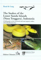 The Snakes of the Lesser Sunda Islands (Nusa Tenggara), Indonesia