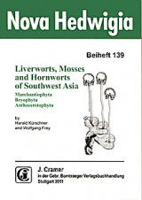 Liverworts, Mosses and Hornworts of Southwest Asia (Marchantiophyta,