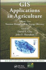 GIS Applications in Agriculture, Volume 2