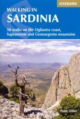 Cicerone Guides: Walking in Sardinia