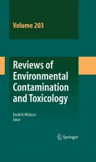 Reviews of Environmental Contamination and Toxicology Volume 203