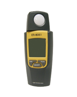 ETI 8051 Lux/FC Light Meter