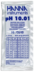 pH 10.01 Buffer Solution - 20ml sachets