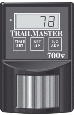 TrailMaster TM700v-RT Passive Infrared Video Trail Monitor