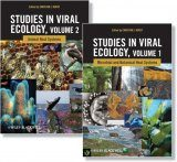 Studies in Viral Ecology (2-Volume Set)