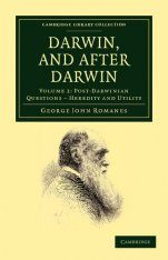 Darwin, and After Darwin, Volume 2