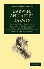 Darwin, and After Darwin, Volume 3
