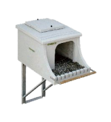 Schwegler Peregrine Falcon Nest Box Mounting Rack