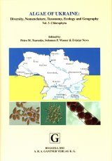 Algae of Ukraine, Volume 3: Chlorophyta