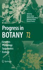 Progress in Botany, Volume 72