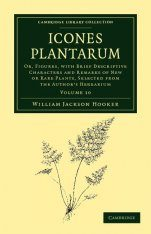 Icones Plantarum, Volume 10