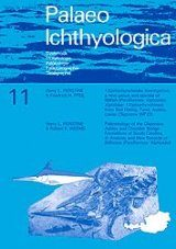 Palaeo Ichthyologica, Volume 11 [English]