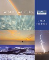 Weather Watcher's 3-Year Log Book