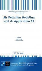 Air Pollution Modeling and Its Application XX