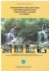Management Prescriptions for Non-Production Functional Classes Of Forest
