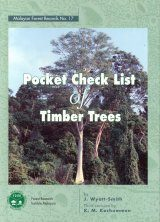 Pocket Check List of Timber Trees