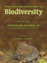 New Zealand Inventory of Biodiversity, Volume 2: Kingdom Animalia